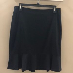 The Limited Black Edition midi skirt size 12